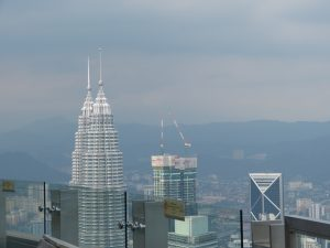 Petronas from KL